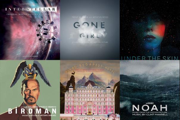 Best Film Scores 2014