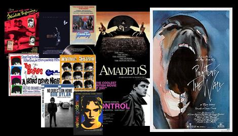 Películas sobre Música